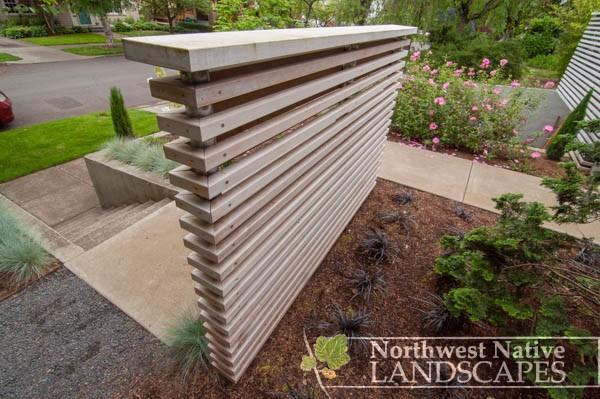 Midcentury Modern Fence Detail Web